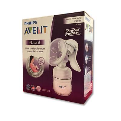 飞利浦新安怡吸奶器 舒适单边手动吸奶器  AVENT manual breast pump