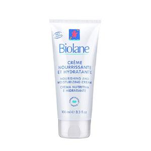 香港代购 法国贝儿滋润保湿乳霜 Biolane Talc Liquide 100ml