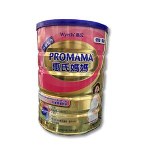 香港代购 惠氏妈妈低脂高钙升级配方奶粉900克 Wyeth ProMama