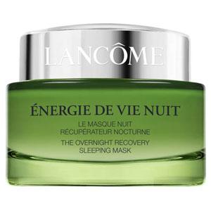 兰蔻睡眠面膜 (注养保湿系列75ml) Lancome Energie De Vie Nuit Overnight Recovery Sleeping Mask