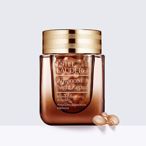 雅诗兰黛瞬效修护胶囊(升级再生基因/60粒) Estee Lauder Advanced Night Repair Intensive Recovery Ampoules