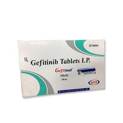 香港代购 吉非替尼30片装 (Gefitinib/Iressa 30 Tablets 250mg)