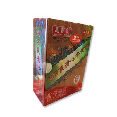 香港代购 马百良清心牛黄丸(清热开窍/熄风祛痰/安神定惊 6丸装)