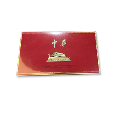 香港代购 中华香烟(免税店版/专供出口/扁盒装)