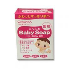 日本和光堂纯植物性婴儿保湿香皂