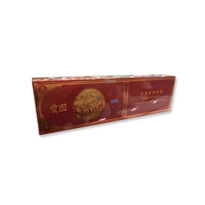 香港代购 南洋红双喜(爱国1949红色) 爱国牌香烟 HGaihuo 1949