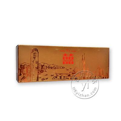 香港代购 南洋红双喜罐装铁盒(香港纪念版) Double Happiness cigarettes since 1905 (每罐50支共4罐200支)