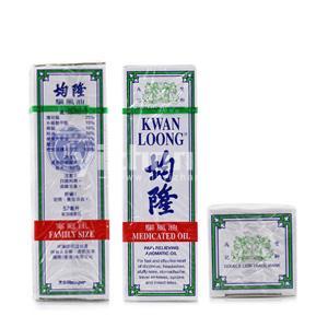 香港代购 新加坡均隆驱风油57ml 头晕头痛 伤风鼻塞 家居常备
